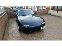Mazda mx5 Eunos 1.8 import for sale £1800