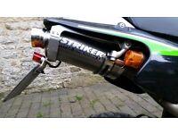 Kawasaki KSR110 monkeybike