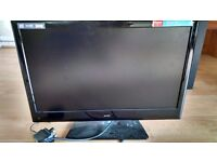 ALBA HD TV WITH DVD PLAYER 22'' IN WEST END PARTICK