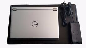 VGC Fast Slim Design Dell Ultrabook. Intel Core i5, 4GB Memory, 500GB Hard-Drive, WiFi, 13.3 Display