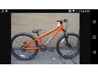 Mongoose fireline jump bike