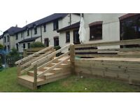 Decking - Fencing - General building - Landscaping - Kitchens - Bathrooms and much more!!