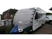 Pro-tec caravan towing cover will fit most Stirling\Swift caravans