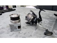 Shimano coarse Aero 4000 FA feeder Reel