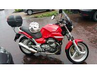 Moto Guzzi Breva750, 11500miles