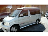 Mazda Bongo 4 berth Campervan 2005 Petrol Automatic Offers welcome