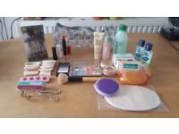 Make up, Cosmetic, Body lot, Facial Skin Care, Pedicure... 25£