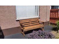 Garden Bench Window Seat