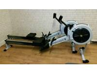 Concept 2 model D2 PM3 monitor rower rowing machine gym equipment