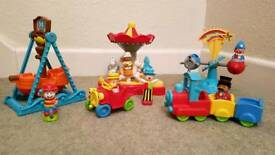 ELC Happyland Zoo & Funfair Playsets