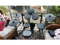 Session Pro Electric Drum Kit