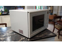 Sharp Jet Microwave/Convection Oven with grill. Model R-8R54(B)T/(W)T