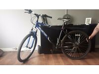 Silverfox mens bicycle