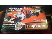 Hpi Formula Q32. RC Formula 1 Racing Car. Boxed As New.