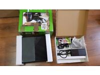 XBOX ONE 500GB CONSOLE WITH controller, power cable, etc all boxed