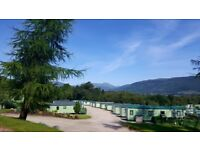 Caravans for sale at Hunters Quay Holiday Village from as little as £15,995, open all year round