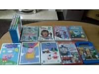 Kids DVD'S in excellent condition