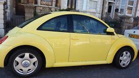 Vw beetle Quick sale