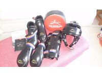 Tae kwon do sparring sets and accessories