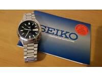 Seiko 5 automatic wrist watch