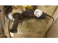 "bosch mini angle grinder 4.5"""