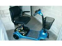 Mobility scooter sold pending collection