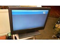 Sony bravia 26 inch flat screen TV