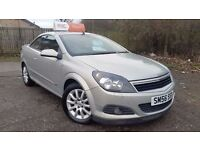 Vauxhall Astra 1.8 i Sport Twin Top 2dr - 2 Owners. Full Service History