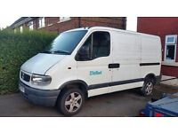 For sale vauxhall movano