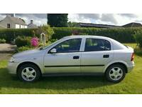 Vauxhall Astra Automatic 1.6 Club