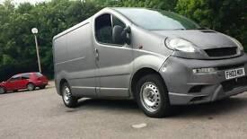 Van vauxhall vivaro for sale only 890£