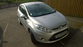 ford fiesta titanium 90 tdci, 2009 registration,1600cc turbo diesel, 97,000 miles, new mot