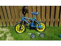 Raleigh Rocket Kids Bike