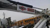 (3x) IMT 16000 Cranes available