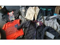 Bundle of 12 pieces of boys clothes, 3-4&4-5 years...including NEXT