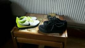 Nike trainers worn once