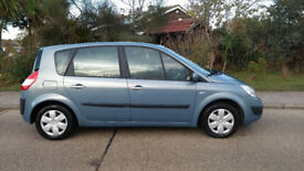 2006 Renault Megane Scenic 1.6 One Former Keeper Ideal Family Car