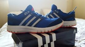 Adidas trainers size 5 1/2 used but in good condition