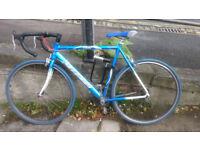 Vintage Saracen Road Bike
