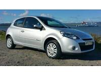 *2012* only *35.000* miles , clio 1.2 16 v , i music , one owner , full M.O.T , full tank of fuel