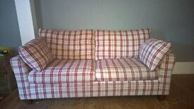 Beautiful Deluxe 3 seater Next Sofa Bed