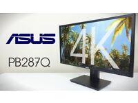 ASUS 28'' 4K (3840x2160) Gaming Monitor /BRAND NEW BOXED