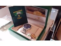 NEW Rolex oyster perpetual watch swiss sweeping movement
