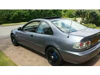 HONDA CIVIC- Many parts totalling over £200 SELLING AS A JOB LOT, PLEASE READ