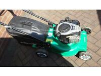 Garden line self propelled petrol mower in mint condition