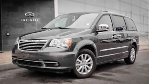 2016 Chrysler Town & Country Limited Limited, BLIND SPOT