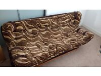 Vintage retro 60s 70s sofa and chairs