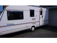 Made by swift Sterling vitesse 2001 with motor moversfitted in 09 great van great condition