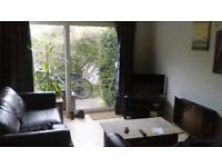 Fully furnished double room in kingsdown. Great location to share with laid back landlord & 1 other.