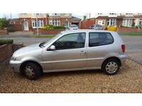 VW Polo 1.4 full sevice history good condition